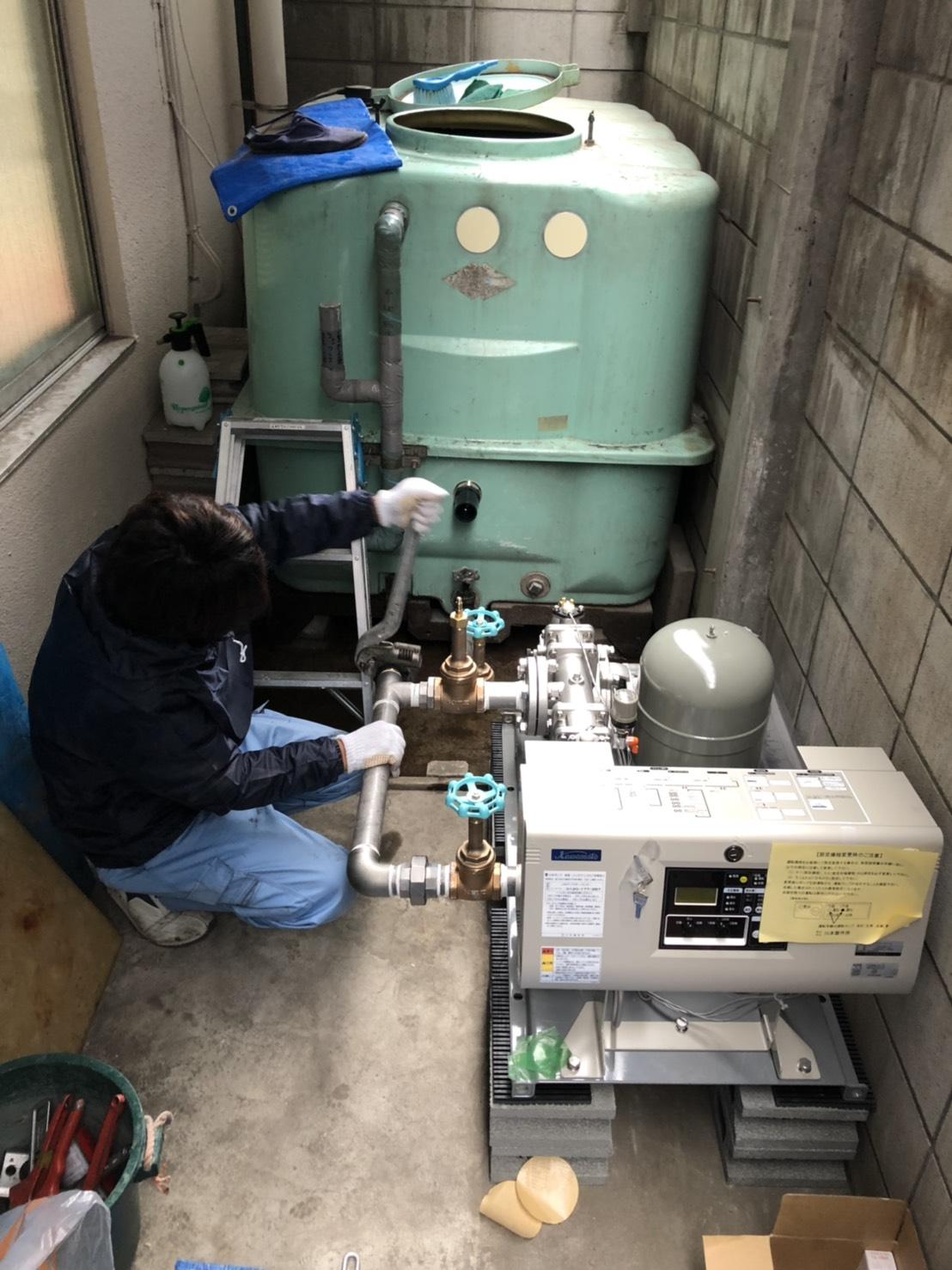 加圧給水ユニット設置.JPG